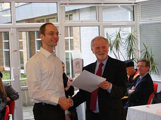 Arne Strauss Kingsman Prize